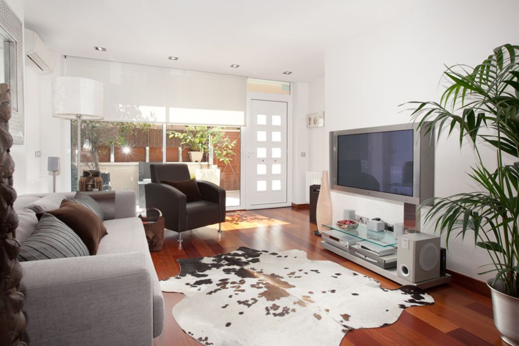 Central apartment of 2 rooms in Barcelona