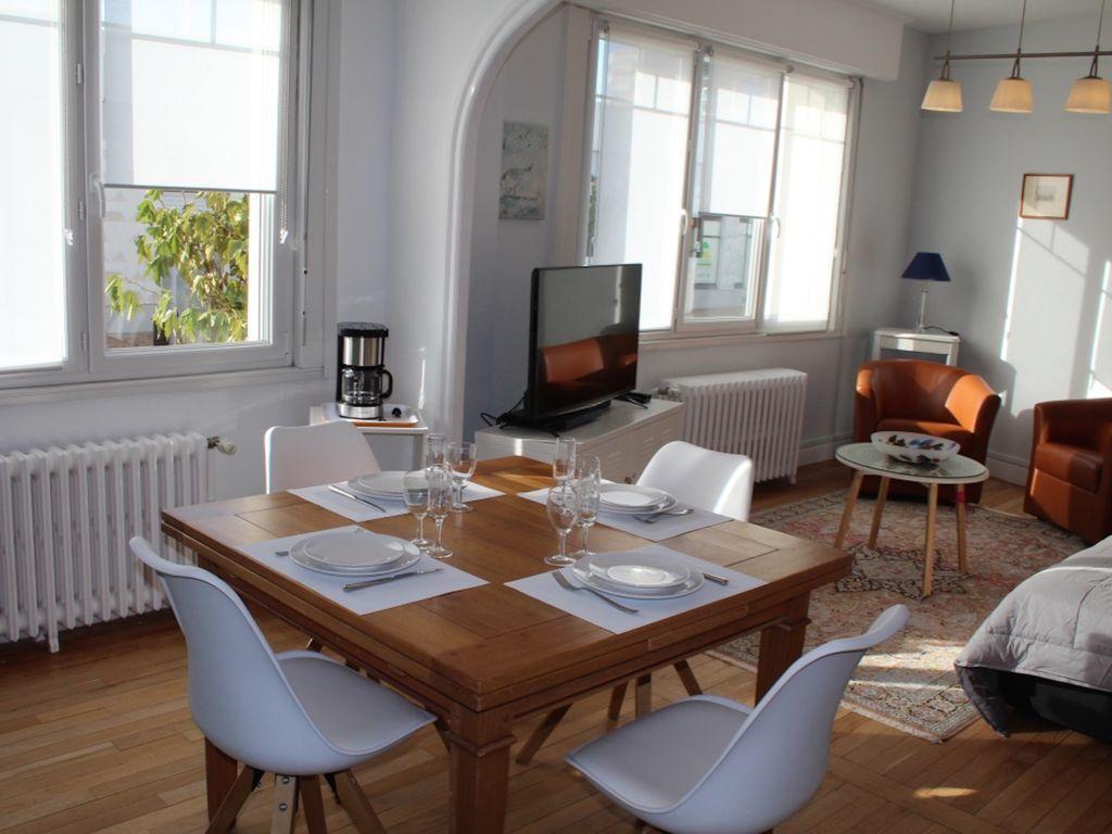 Apartamento en Boulogne-sur-mer para 3 personas