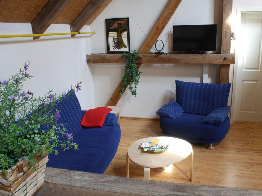 Eingerichtete Unterkunft für 5 Gäste