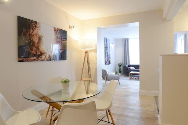 Appartement attractif avec 2 chambres