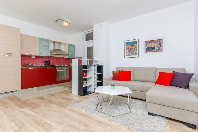Appartement avec 1 chambre à Split