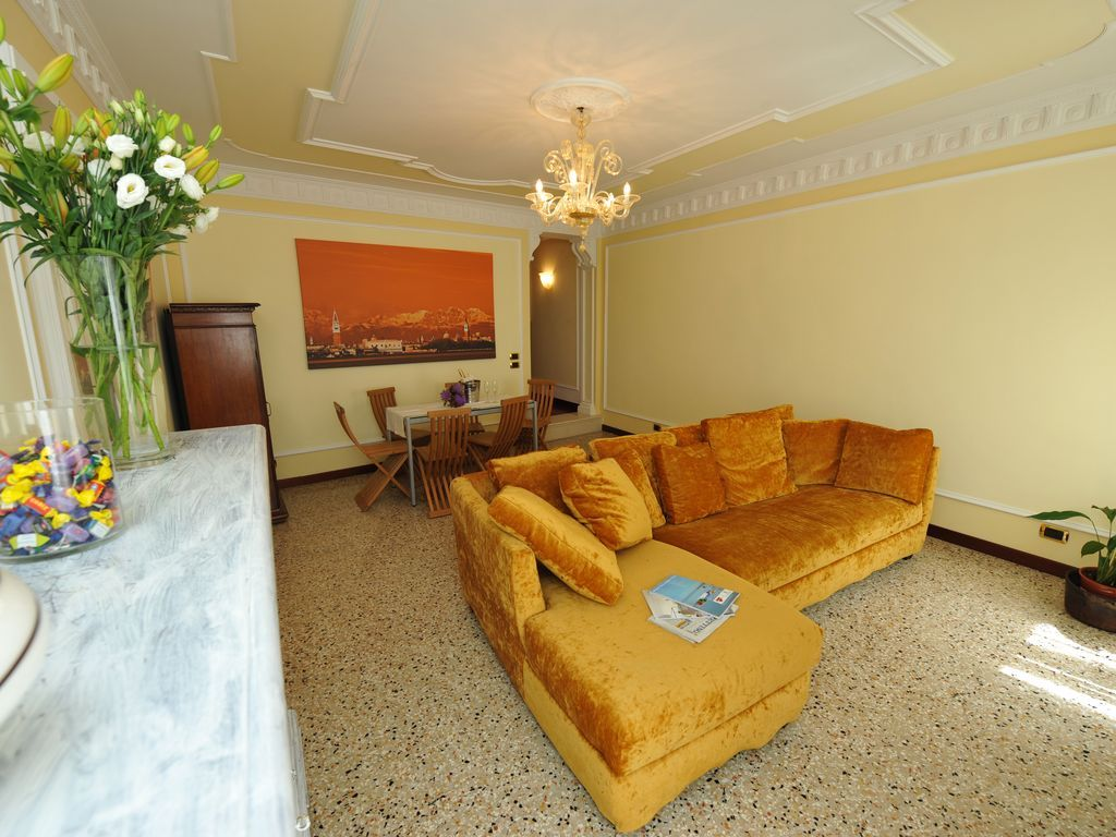 Lovely holiday home with Kitchen and Wifi in Venice