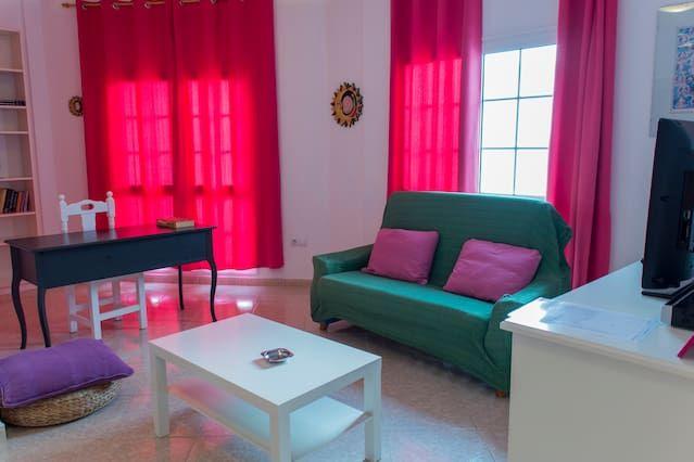 Apartamento para 5 personas en Gran tarajal, fuerteventura, las palmas