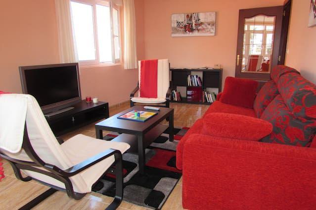 Adorable alojamiento de 2 habitaciones