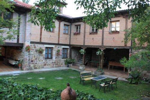 Casa de 3 habitaciones con jardín
