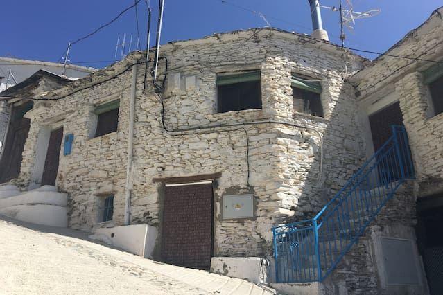 Alojamiento de 1 habitación en Trevélez