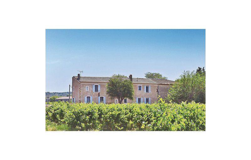 Casa con jardín de 119 m²