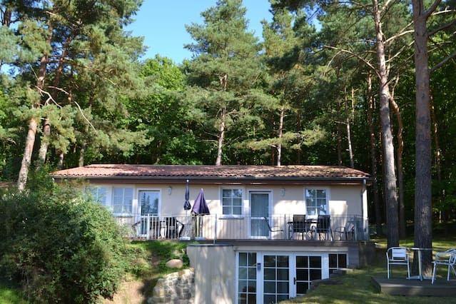 Wohnung auf 50 m² in Korswandt