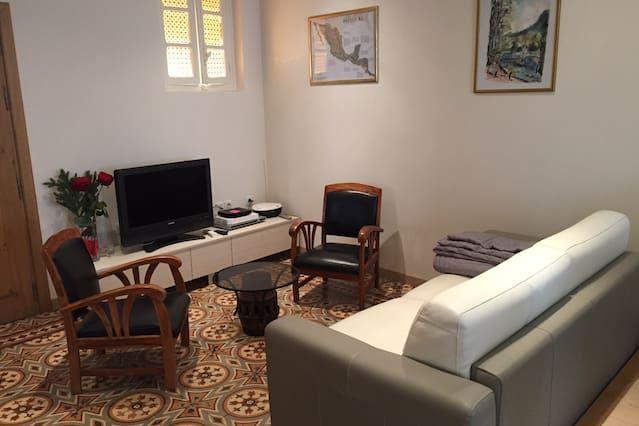 Alojamiento con wi-fi para 6 personas