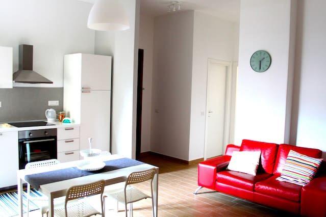 Alojamiento en Catania de 1 habitación