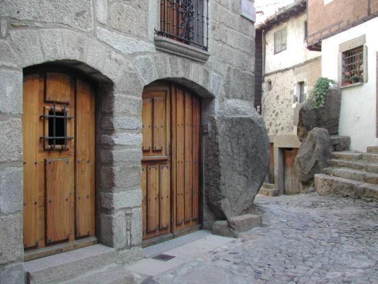Alojamiento para 8 huéspedes en Alberca (la)