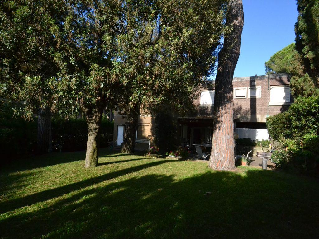 Casa de 100 m² con jardín