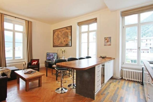 Alpine Museum apartment -  an apartment that sleeps 4 guests  in 2 bedrooms