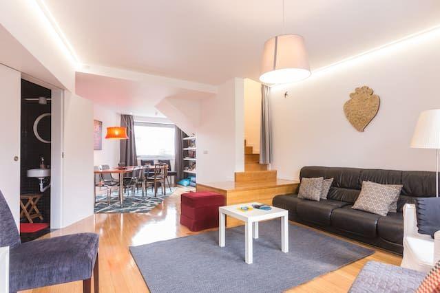 Residencia hogareña de 4 habitaciones