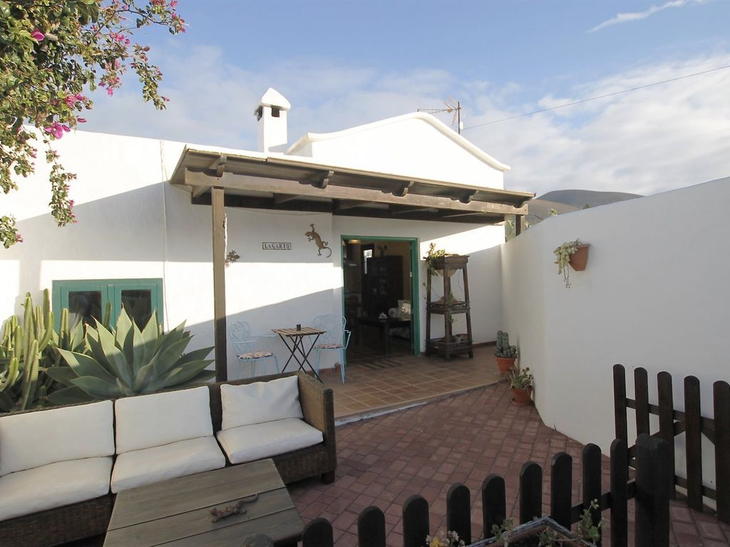 Residencia en Tías con wi-fi