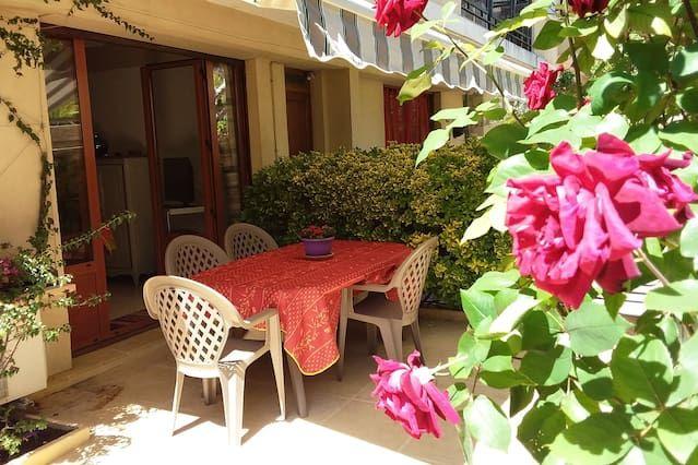 Hébergement pour 4 personnes à Cassis