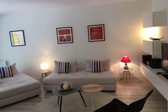 Logement avec wi-fi de 51 m²
