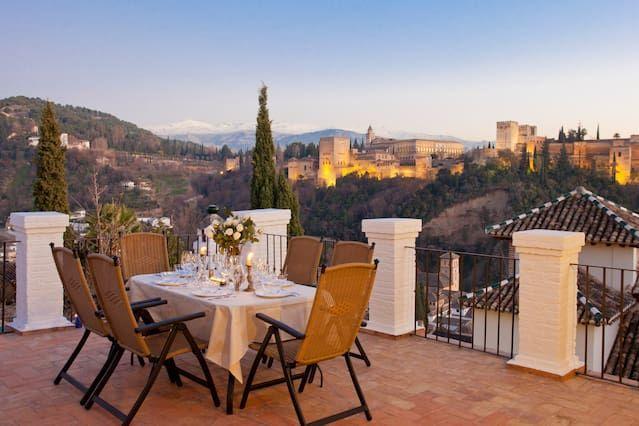 Villa sensacional con vistas a la Alhambra