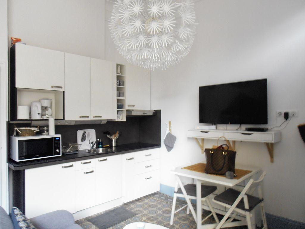 Appartement de 1 chambre à Vichy