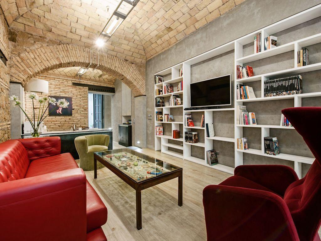 Appartement à 3 chambres à Rome