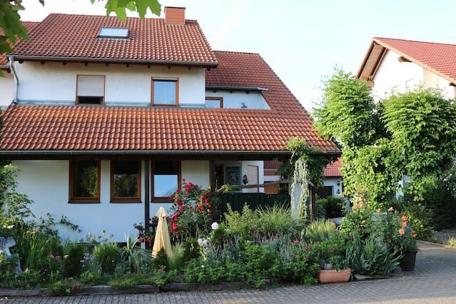 Flat in Weingarten with 1 room
