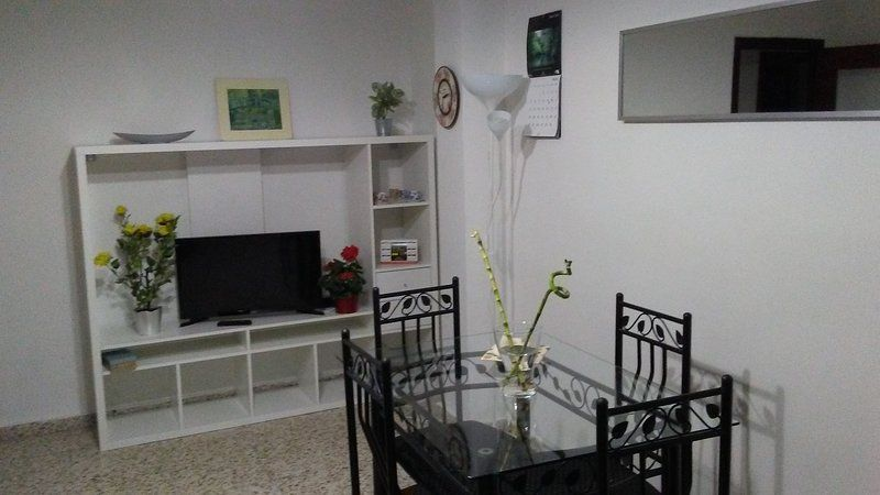 Flat with garden in Albacete