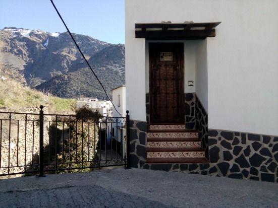 Casa de 1 habitación en Trevélez