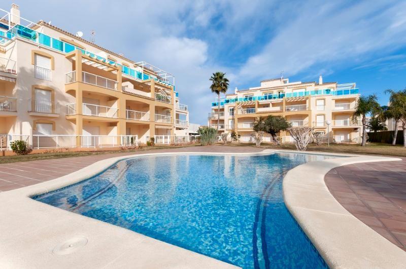 Apartamento para 2 en Costa blanca