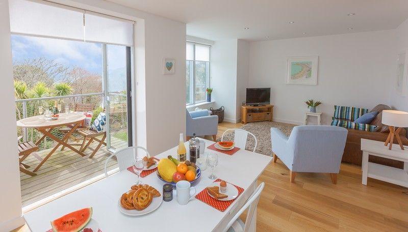 Alojamiento en St ives, cornwall de 2 habitaciones