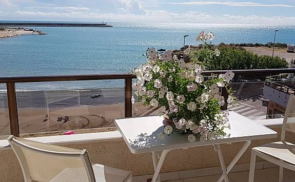 Marvellous holiday rental with 2 rooms