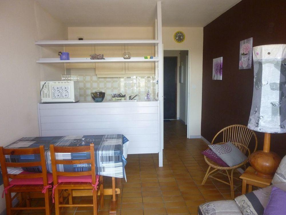 Vivienda de 32 m² en Vieux boucau les bains