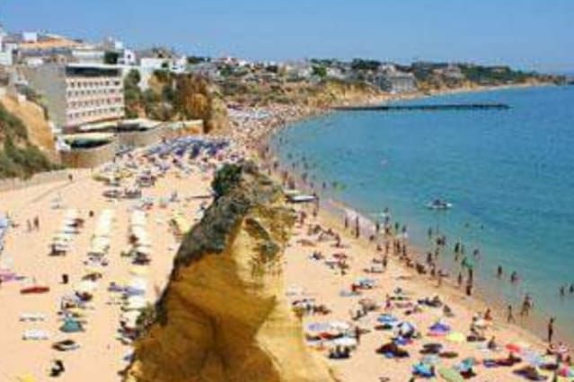 Flat for 4 people in Albufeira