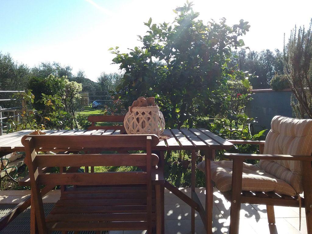 Alloggio con giardino a Follonica