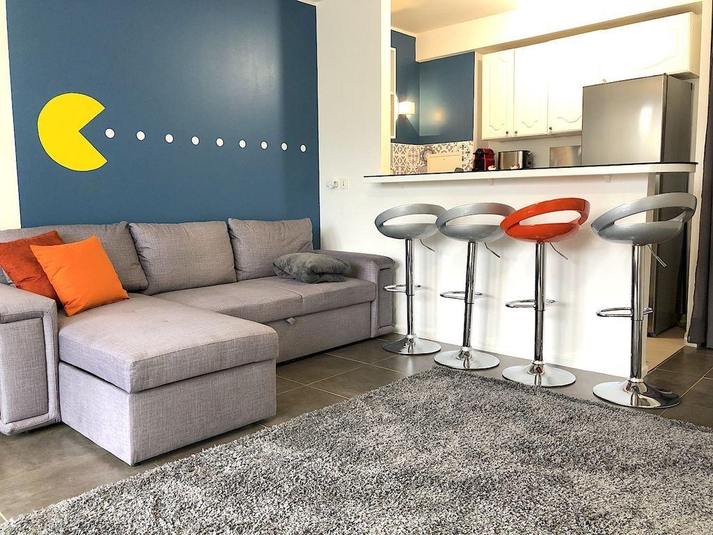 Apartamento provisto de 35 m²