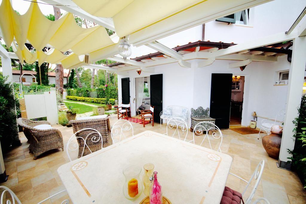 Alojamiento panorámico en Cinquale