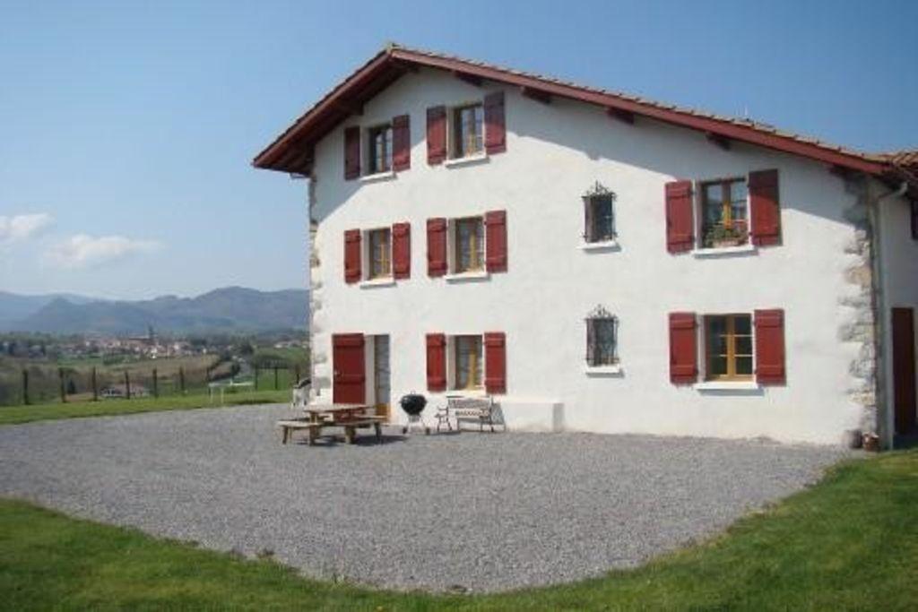 Alojamiento de 80 m² en Pyrénées-atlantiques