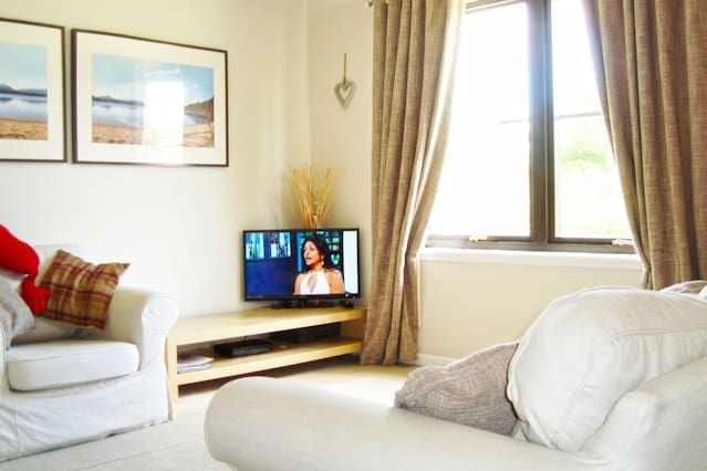 Apartment in Aviemore with wi-fi