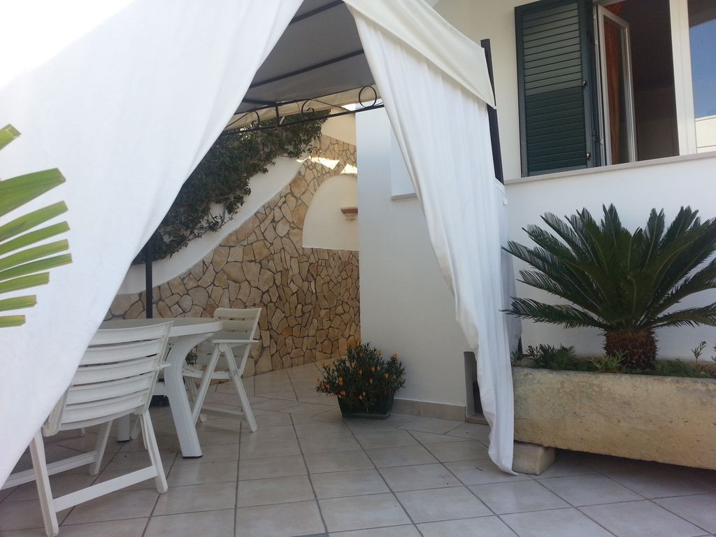 Alojamiento en Santa cesarea terme para 4 huéspedes