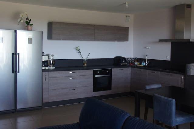 Hébergement à 2 chambres à Montpellier