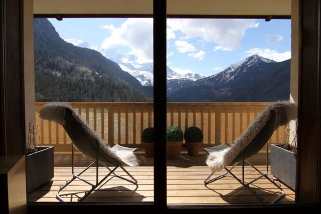 Holiday rental for 6 people in Les houches