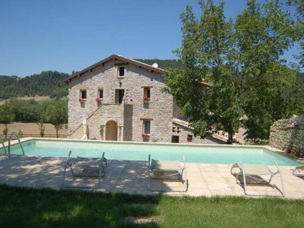 Con todo lo necesario residencia en Gaglietole