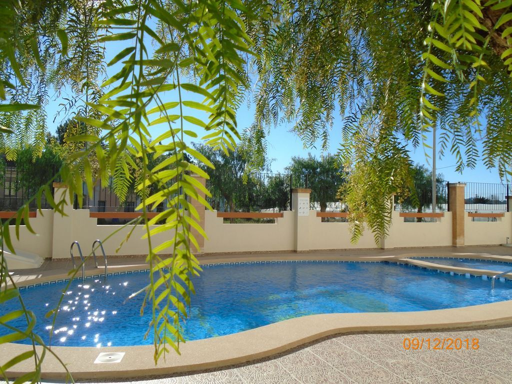 Flat in Formentera del segura with parking included