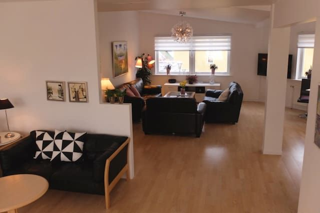 Large apartment in Tórshavn City Center