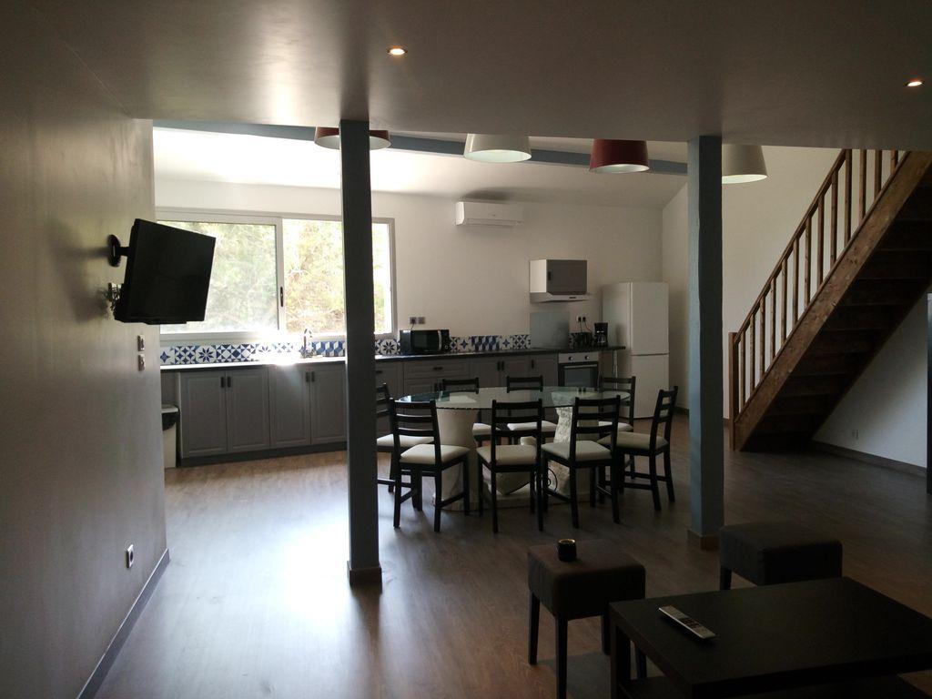 Cómodo piso de 90 m²