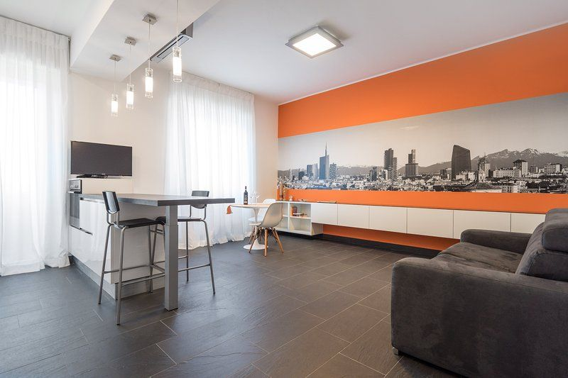 Fitted 65 m² apartment