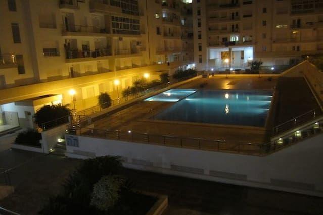 Alojamiento en Agadir de 2 habitaciones