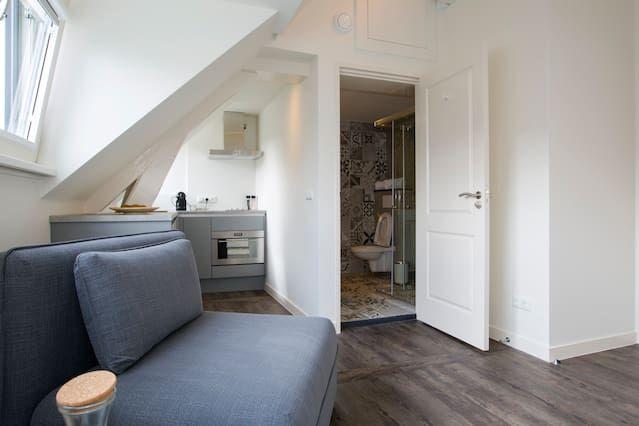 Residencia idónea para animales de 32 m²