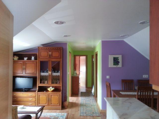 Vivienda de 3 habitaciones con balcón