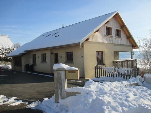 Residencia en Morteau con wi-fi