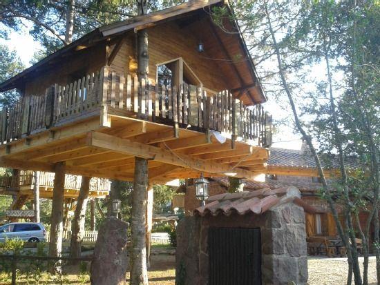 Casa de 2 habitaciones con parking incluído
